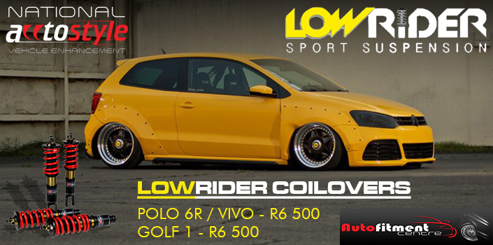 Lowrider coilovers